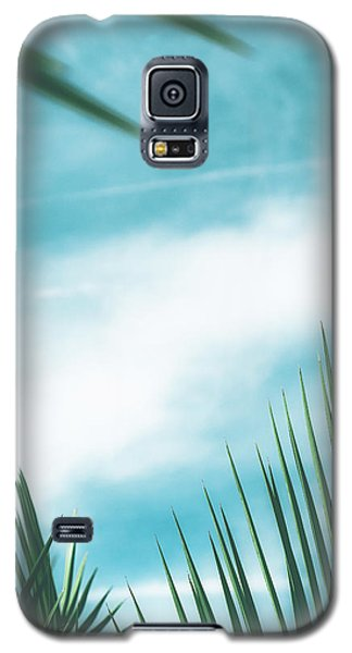 Vintage Palms II Galaxy S5 Case