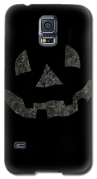 Vintage Pumpkin Face Galaxy S5 Case