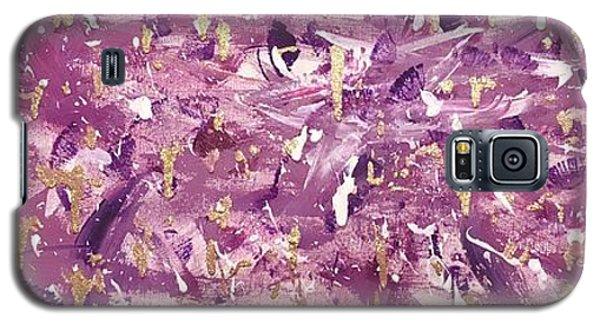 Violaceous Galaxy S5 Case
