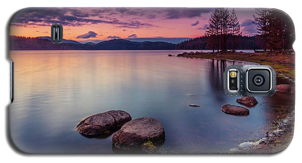 Violet Dusk Galaxy S5 Case