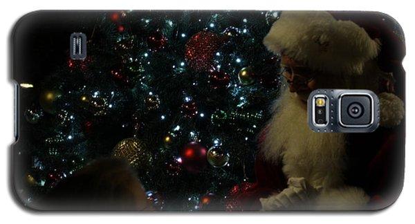 Visit With Santa Galaxy S5 Case
