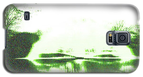 Voices Of A Long Lost Civilization Galaxy S5 Case