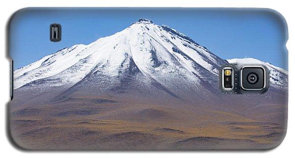 Volcano On The Altiplano Galaxy S5 Case