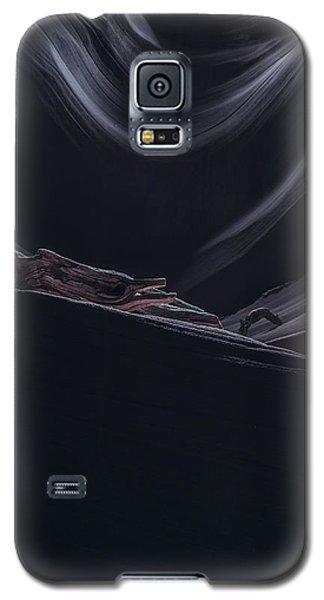 Waiting, Secret Canyon, Page, Az Galaxy S5 Case