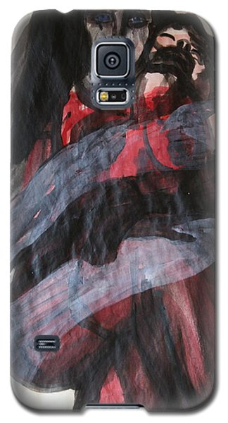 Waiting For The Cross Galaxy S5 Case