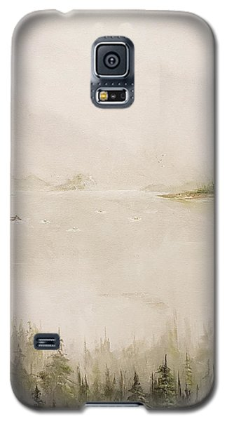 Waiting For The Eagle To Come Galaxy S5 Case