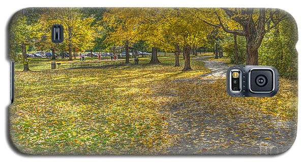 Walk In The Park @ Sharon Woods Galaxy S5 Case