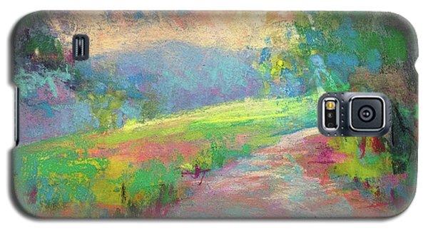 Walking By Faith Galaxy S5 Case