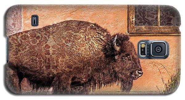 Wallpaper Bison Galaxy S5 Case