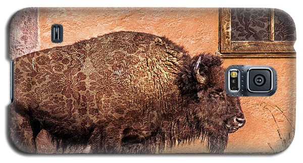 Wallpaper Bison Galaxy S5 Case