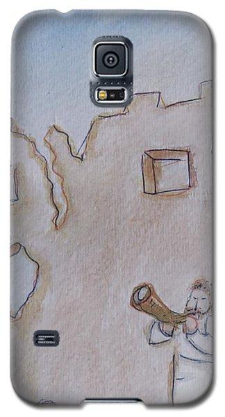 Walls Of Jericho Galaxy S5 Case