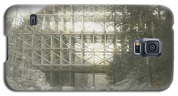 Walnut Lane Bridge Galaxy S5 Case