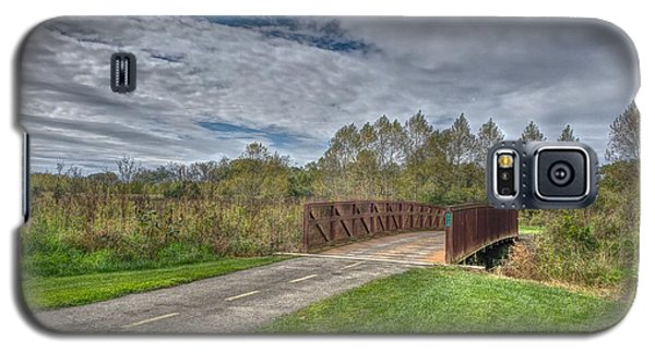 Walnut Woods Bridge - 1 Galaxy S5 Case
