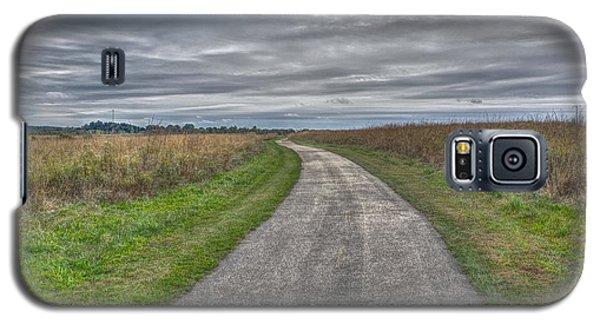 Walnut Woods Pathway - 1 Galaxy S5 Case