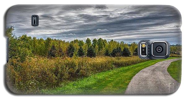 Walnut Woods Pathway - 2 Galaxy S5 Case