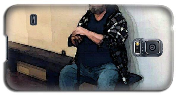 Walt Sitting Galaxy S5 Case