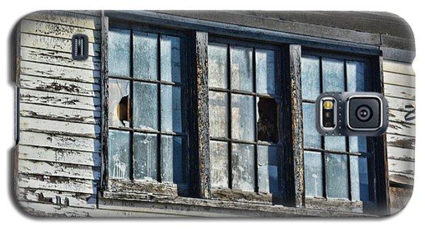 Warehouse Windows Galaxy S5 Case