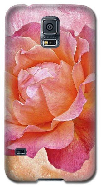 Warm And Crunchy Rose Galaxy S5 Case