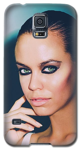 Watching You Watching Me Galaxy S5 Case