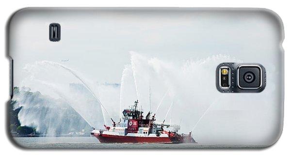 Water Boat Galaxy S5 Case
