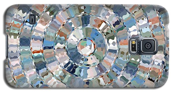 Water Mosaic Galaxy S5 Case