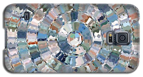 Water Mosaic Galaxy S5 Case