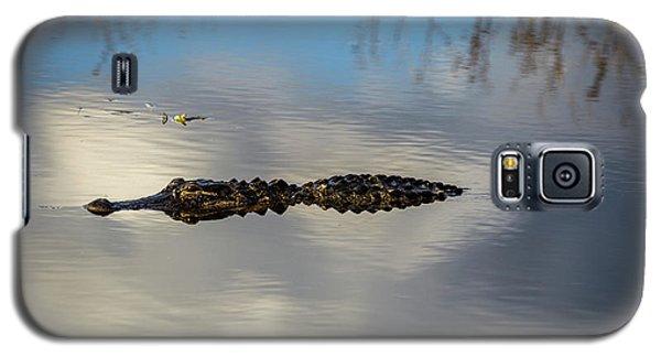 Watery Predator Galaxy S5 Case