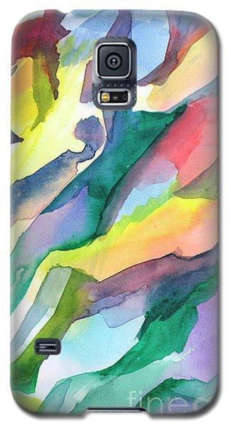 Watercolor Mosaic Galaxy S5 Case