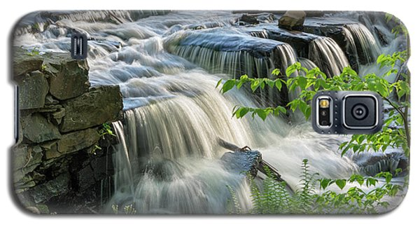 Waterfall At The Old Mill  Galaxy S5 Case