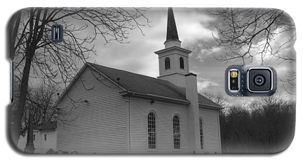 Waterloo United Methodist Church - Back Galaxy S5 Case