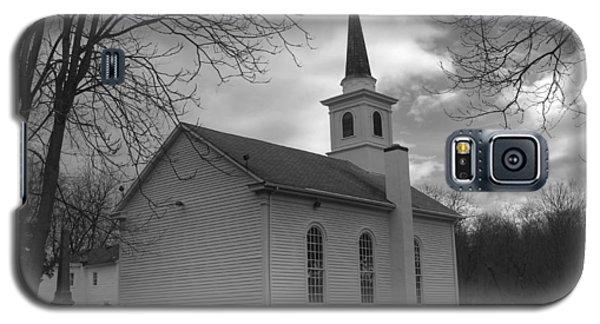 Waterloo United Methodist Church - Back Galaxy S5 Case