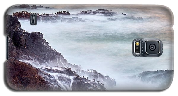 Wave Falls Galaxy S5 Case