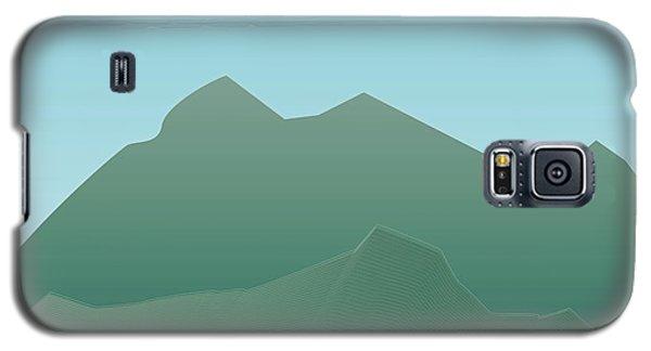 Wave Mountain Galaxy S5 Case