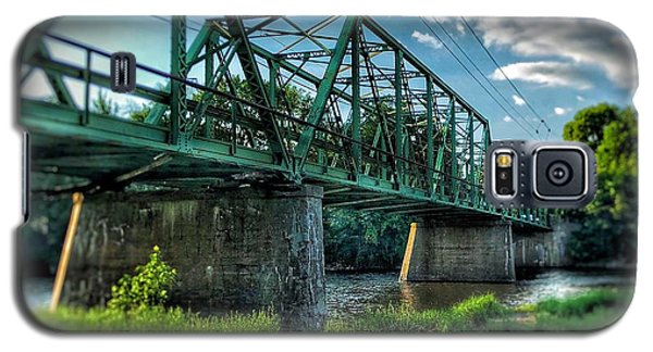 Waverly Bridge Galaxy S5 Case