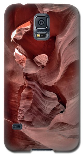 Waves And Curls Galaxy S5 Case