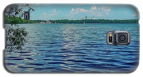 Waves On Lake Harriet Galaxy S5 Case