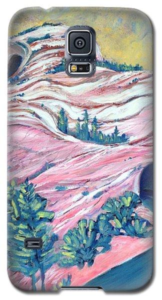 Wavy Rocks Galaxy S5 Case