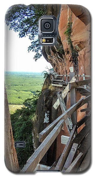 We Take Our Guests Here If They Are Brave Enough Galaxy S5 Case