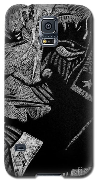 Weary Warrior. Galaxy S5 Case