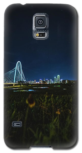 West Dallas Flower Galaxy S5 Case