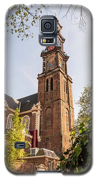 Westerkerk In Amsterdam Galaxy S5 Case