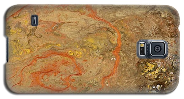 Wet Riverbed Galaxy S5 Case