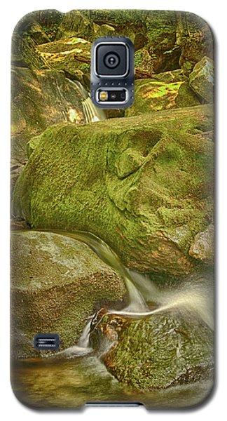 Wet Rocks Galaxy S5 Case
