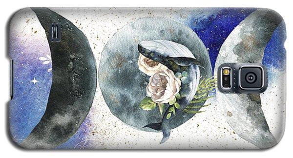 Whale Goddess Galaxy S5 Case