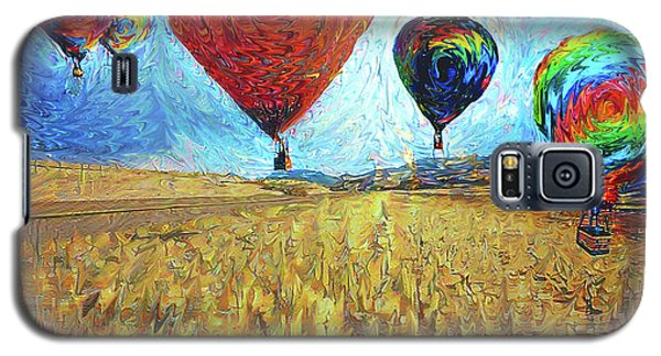 When The Sky Blooms Galaxy S5 Case