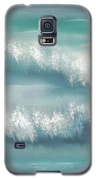 Whispering Waves Galaxy S5 Case