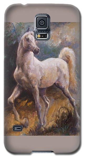 White Arabian Galaxy S5 Case