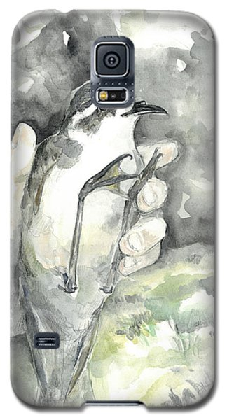 White-faced Storm-petrel Galaxy S5 Case