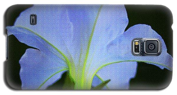 White Petunia Galaxy S5 Case
