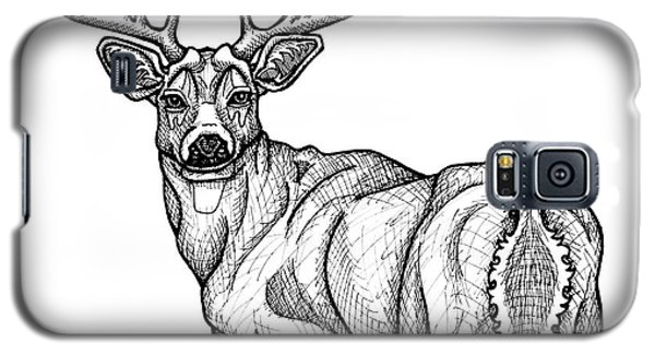 White Tailed Buck Galaxy S5 Case